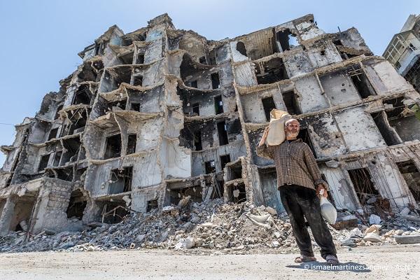 """SIRIA: """"Recuperar nuestro hogar significa recuperar nuestras vidas"""""""