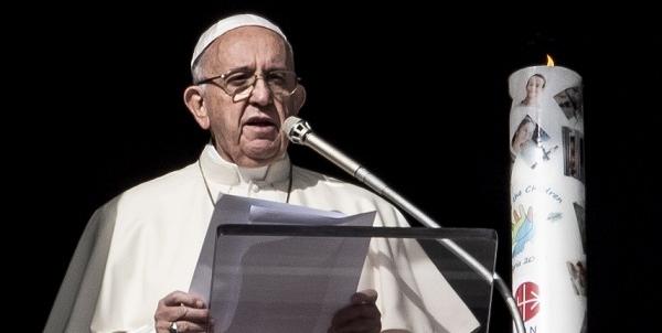 Papa Francisco, vela por la paz en Siria